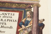 Gerardus Mercator - Atlas sive cosmographica, Toruń, Biblioteka Uniwersytecka Mikołaj Kopernik w Toruniu − Photo 16