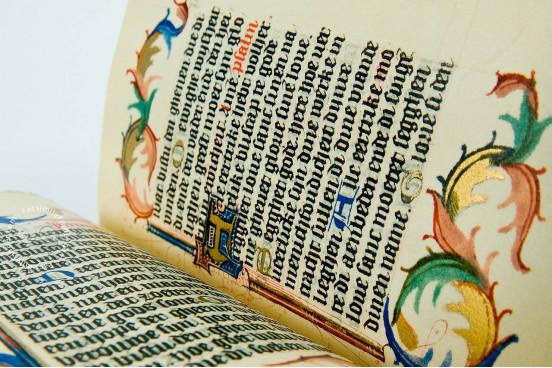 Brewiarz Staroniderlandzki, Rps 83/I - Biblioteka Uniwersytecka Mikołaj Kopernik w Toruniu (Poland) − photo 1