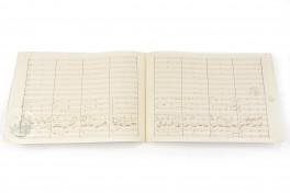 Frédéric Chopin - Concerto in f-minor Facsimile Edition