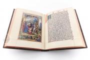 Prayer Book for Cardinal Albrecht von Brandenburg, Codex 1847 - Österreichische Nationalbibliothek (Vienna, Austria) − photo 9