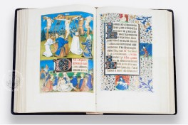 Prayer book of Poitiers Facsimile Edition