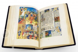 Prayer book of Poitiers Facsimile Edition