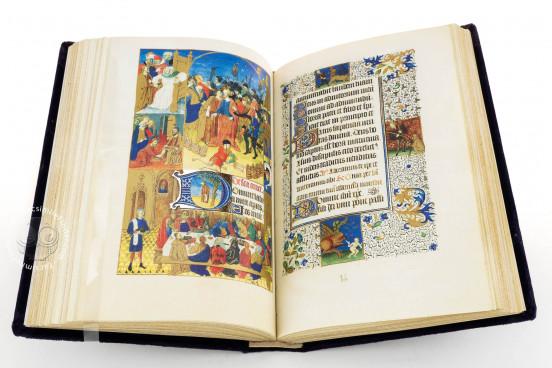 Prayer book of Poitiers, Lisbon, Museu Fundação Calouste Gulbenkian, Ms. inv. L.A. 135 − Photo 1