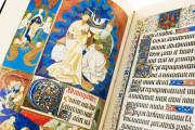Prayer book of Poitiers, Lisbon, Museu Fundação Calouste Gulbenkian, Ms. inv. L.A. 135 − Photo 6