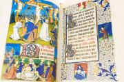 Prayer book of Poitiers, Lisbon, Museu Fundação Calouste Gulbenkian, Ms. inv. L.A. 135 − Photo 9