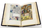 Prayer book of Poitiers, Lisbon, Museu Fundação Calouste Gulbenkian, Ms. inv. L.A. 135 − Photo 10