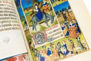 Prayer book of Poitiers, Lisbon, Museu Fundação Calouste Gulbenkian, Ms. inv. L.A. 135 − Photo 17