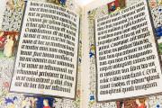 Prayer book of Poitiers, Lisbon, Museu Fundação Calouste Gulbenkian, Ms. inv. L.A. 135 − Photo 20