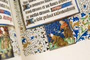 Prayer book of Poitiers, Lisbon, Museu Fundação Calouste Gulbenkian, Ms. inv. L.A. 135 − Photo 22