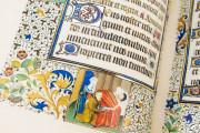 Prayer book of Poitiers, Lisbon, Museu Fundação Calouste Gulbenkian, Ms. inv. L.A. 135 − Photo 23