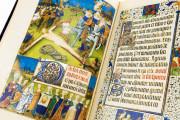 Prayer book of Poitiers, Lisbon, Museu Fundação Calouste Gulbenkian, Ms. inv. L.A. 135 − Photo 29