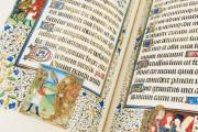 Prayer book of Poitiers, Lisbon, Museu Fundação Calouste Gulbenkian, Ms. inv. L.A. 135 − Photo 30