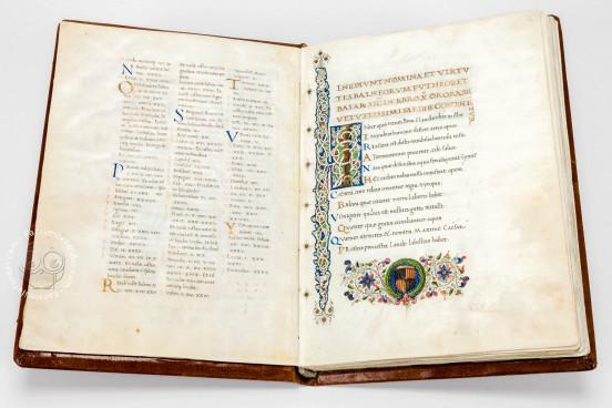 De Balneis Puteolanis (Pietro da Eboli), BH Ms. 0838 (Olim 860 - GC 2396) - Biblioteca de la Universidad de Valencia − photo 1