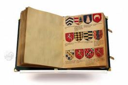 The Salamanca Armorial (Steve Tamborino) Facsimile Edition