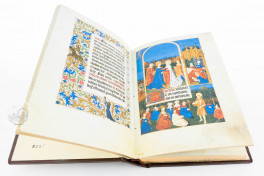 Book of Hours of the Altarpieces Facsimile Edition