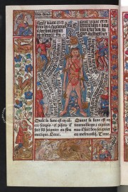 Incunabular Book of Hours in Latin and French Illuminated for the Condotiere Ferrante d'Este illuminated manuscript facsimile − Photo 6