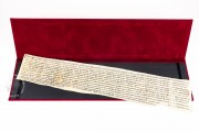 Grievances of Guitard Isarn, Barcelona, Biblioteca Nacional de Catalunya, Pergami 1910 (4-III-4) − Photo 5