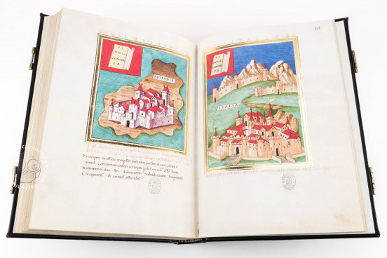 Notitia Dignitatum, Madrid, Biblioteca Nacional de España, ms. Reserva 36 − Photo 1
