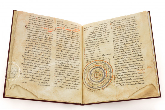 Liber Astrologicus by Saint Isidore of Seville, Vic, Museu Episcopal de Vic, Ms. 44 − Photo 1