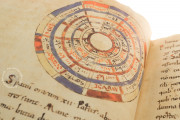 Liber Astrologicus by Saint Isidore of Seville, Vic, Museu Episcopal de Vic, Ms. 44 − Photo 3