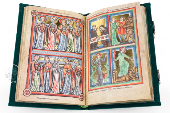 Illustrated Bible of The Hague, ms. 76F5 - Koninklijke Bibliotheek (The Hague, Netherlands) − photo 1
