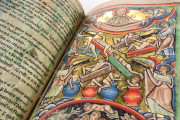 Illustrated Bible of The Hague, ms. 76F5 - Koninklijke Bibliotheek (The Hague, Netherlands) − photo 6