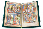 Illustrated Bible of The Hague, ms. 76F5 - Koninklijke Bibliotheek (The Hague, Netherlands) − Photo 12