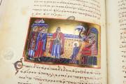 Marian Homilies, Vatican City, Biblioteca Apostolica Vaticana, Vat. gr. 1162 − Photo 4