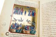 Marian Homilies, Vatican City, Biblioteca Apostolica Vaticana, Vat. gr. 1162 − Photo 9