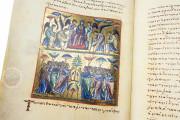 Marian Homilies, Vatican City, Biblioteca Apostolica Vaticana, Vat. gr. 1162 − Photo 13