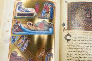 Marian Homilies, Vatican City, Biblioteca Apostolica Vaticana, Vat. gr. 1162 − Photo 14