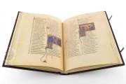 Romance of the Rose of Berthaud d'Achy, Vatican City, Biblioteca Apostolica Vaticana, Urb. lat. 376 − Photo 6