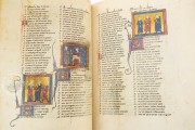 Romance of the Rose of Berthaud d'Achy, Vatican City, Biblioteca Apostolica Vaticana, Urb. lat. 376 − Photo 8