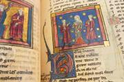 Romance of the Rose of Berthaud d'Achy, Vatican City, Biblioteca Apostolica Vaticana, Urb. lat. 376 − Photo 9