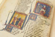 Romance of the Rose of Berthaud d'Achy, Vatican City, Biblioteca Apostolica Vaticana, Urb. lat. 376 − Photo 10