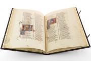 Romance of the Rose of Berthaud d'Achy, Vatican City, Biblioteca Apostolica Vaticana, Urb. lat. 376 − Photo 11