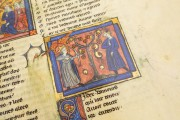 Romance of the Rose of Berthaud d'Achy, Vatican City, Biblioteca Apostolica Vaticana, Urb. lat. 376 − Photo 19