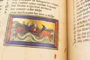 Romance of the Rose of Berthaud d'Achy, Vatican City, Biblioteca Apostolica Vaticana, Urb. lat. 376 − Photo 24
