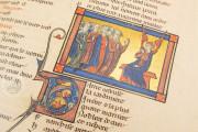 Romance of the Rose of Berthaud d'Achy, Vatican City, Biblioteca Apostolica Vaticana, Urb. lat. 376 − Photo 27
