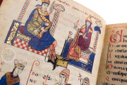 Vita Mathildis, Vatican City, Biblioteca Apostolica Vaticana, Vat. lat. 4922 − Photo 6