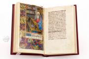 Vatican Book of Hours from the Circle of Jean Bourdichon, Vat. lat. 3781 - Biblioteca Apostolica Vaticana − photo 1