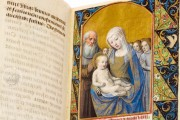 Vatican Book of Hours from the Circle of Jean Bourdichon, Vat. lat. 3781 - Biblioteca Apostolica Vaticana − photo 3