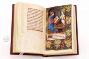 Vatican Book of Hours from the Circle of Jean Bourdichon, Vat. lat. 3781 - Biblioteca Apostolica Vaticana − photo 5