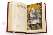 Vatican Book of Hours from the Circle of Jean Bourdichon, Vat. lat. 3781 - Biblioteca Apostolica Vaticana − photo 8
