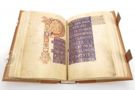 Codex Benedictus Facsimile Edition