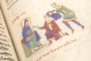 Codex Benedictus, Vat. lat. 1202 - Biblioteca Apostolica Vaticana − photo 3