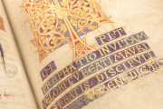 Codex Benedictus, Vat. lat. 1202 - Biblioteca Apostolica Vaticana − photo 7