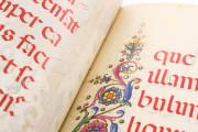Christmas Missal of Alexander VI, Vatican City, Biblioteca Apostolica Vaticana, Borg. lat. 425 − Photo 4