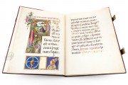 Christmas Missal of Alexander VI, Vatican City, Biblioteca Apostolica Vaticana, Borg. lat. 425 − Photo 5