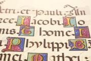 Christmas Missal of Alexander VI, Vatican City, Biblioteca Apostolica Vaticana, Borg. lat. 425 − Photo 9